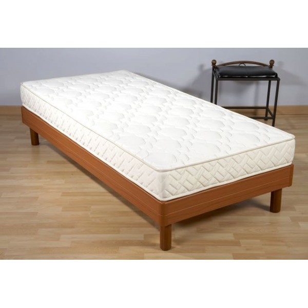 matelas pas cher 140x200 simple lit complet vidaxl lit et matelas mmoire x cm cuir ar with. Black Bedroom Furniture Sets. Home Design Ideas